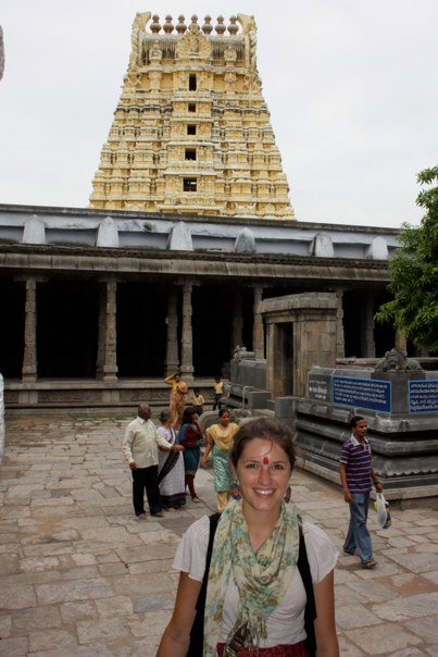Hindu temples around the Chennai area (Kancheepuram and Mamallpuram)