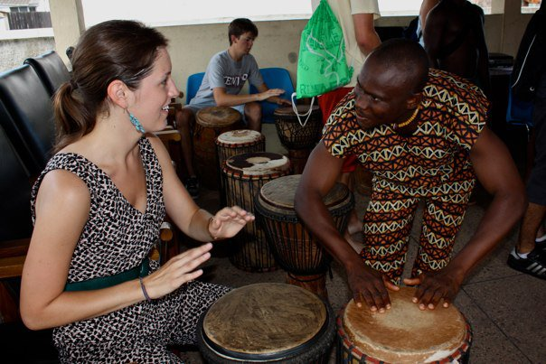 drum and dance workshop accra ghana