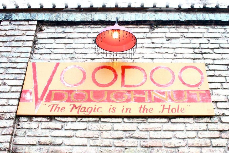 Voodoo Donuts Shop Portland Oregon