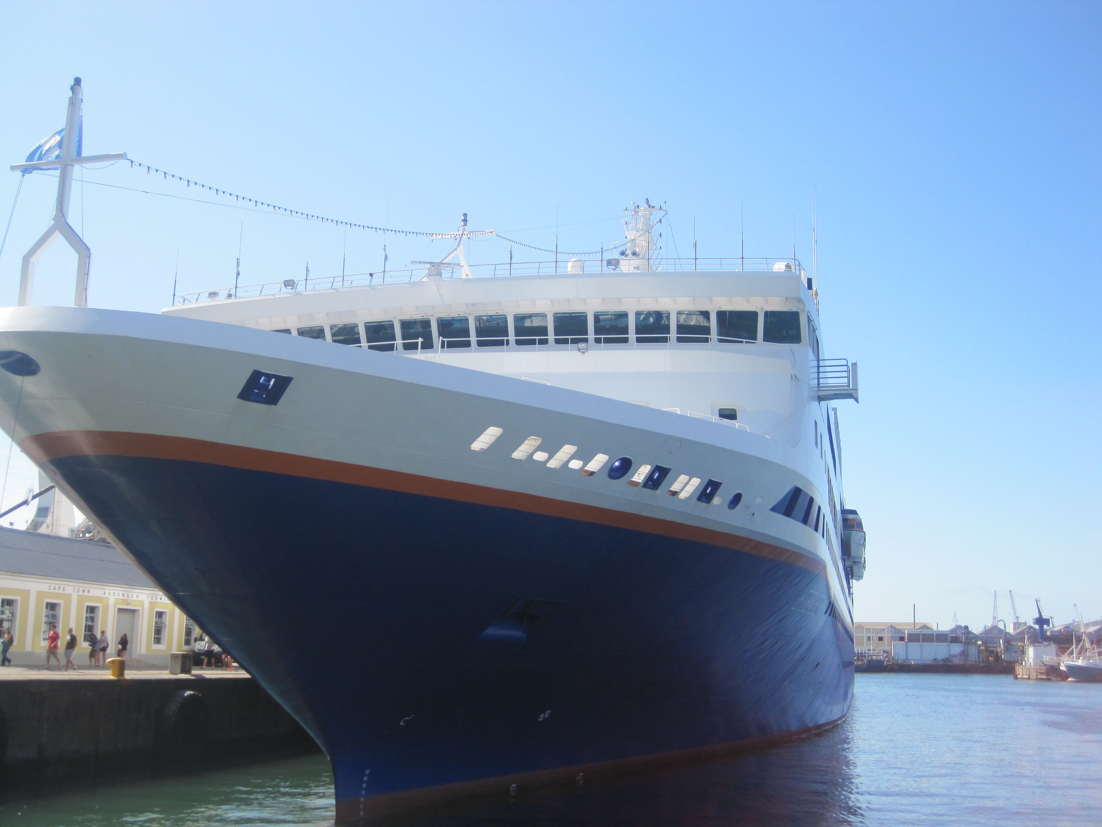 MV Explorer Semester at Sea Cruise Ship