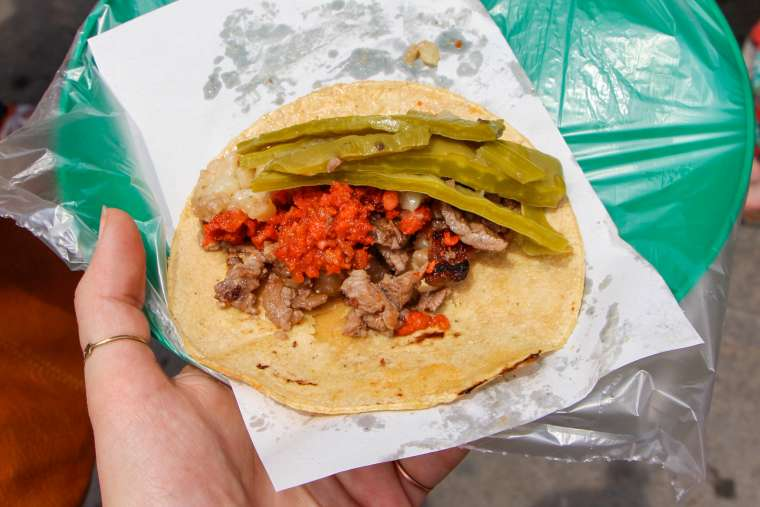 Culinary Backstreets Street Food Tour Mexico City