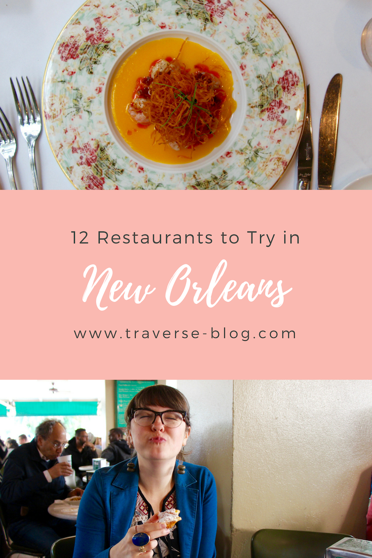NOLA Restaurant Guide Pinterest Image