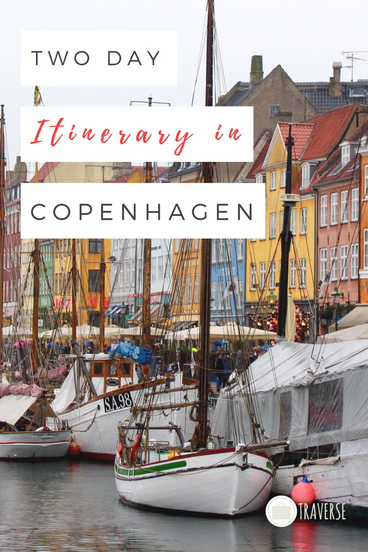 My suggested itinerary for 48 hours in Copenhagen! We only had two days in Denmark's capital city, so we packed our itinerary full of activities, sightseeing, and of course, food adventures. You'll notice that the informal theme of this guide is food. Copenhagen has the best culinary scene in Scandinavia and arguably one of the best in all of Europe. While there are plenty of other things to try, food and drink were my primary goals for my 2 days in Copenhagen!