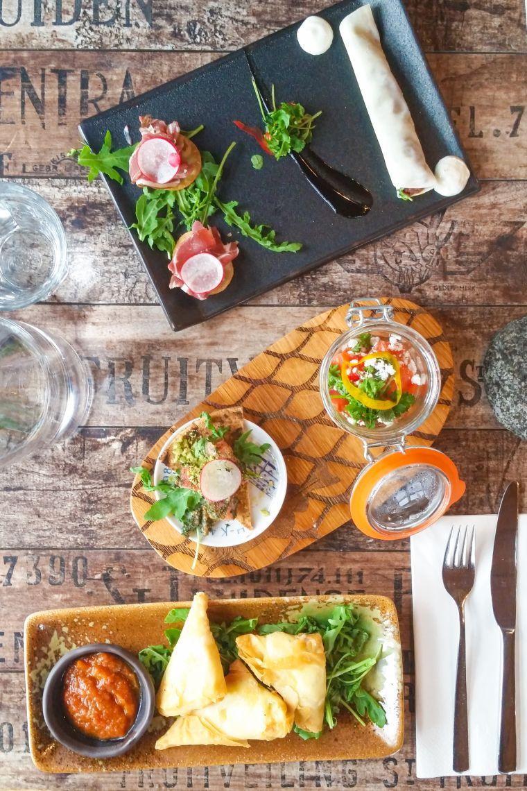 Pakkhaus Restaurant Hofn Iceland