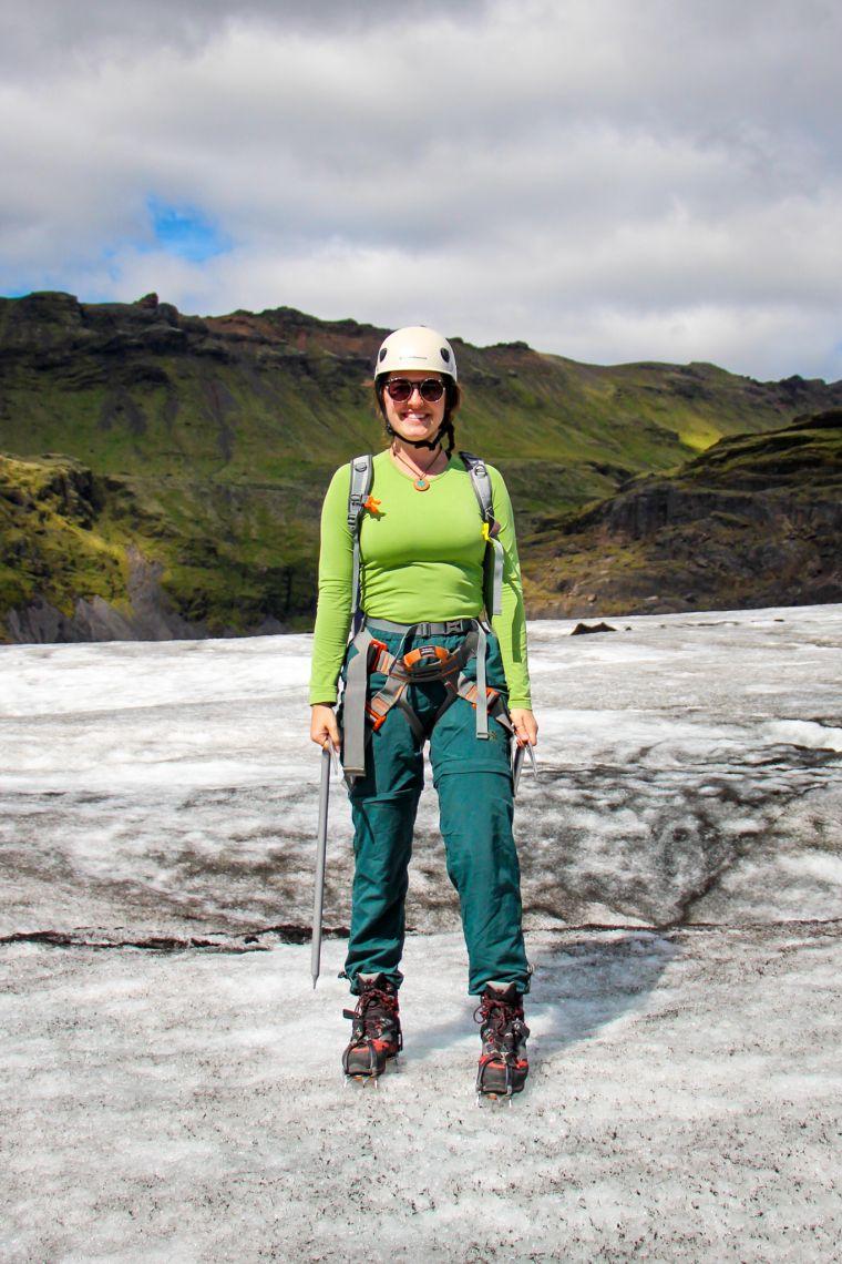 SkaftafellGlacier Trekking Iceland