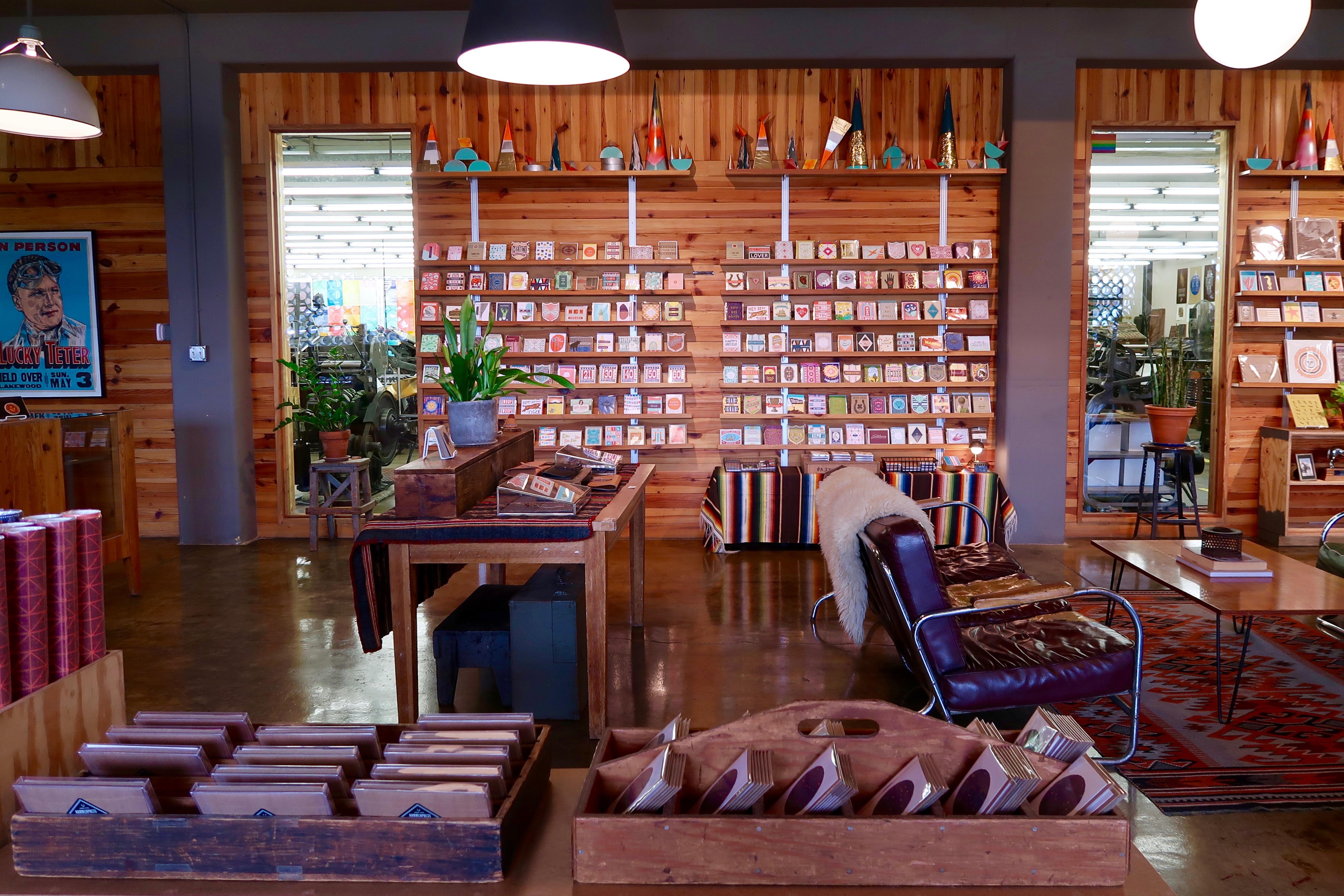 Hammerpress Shop Kansas City