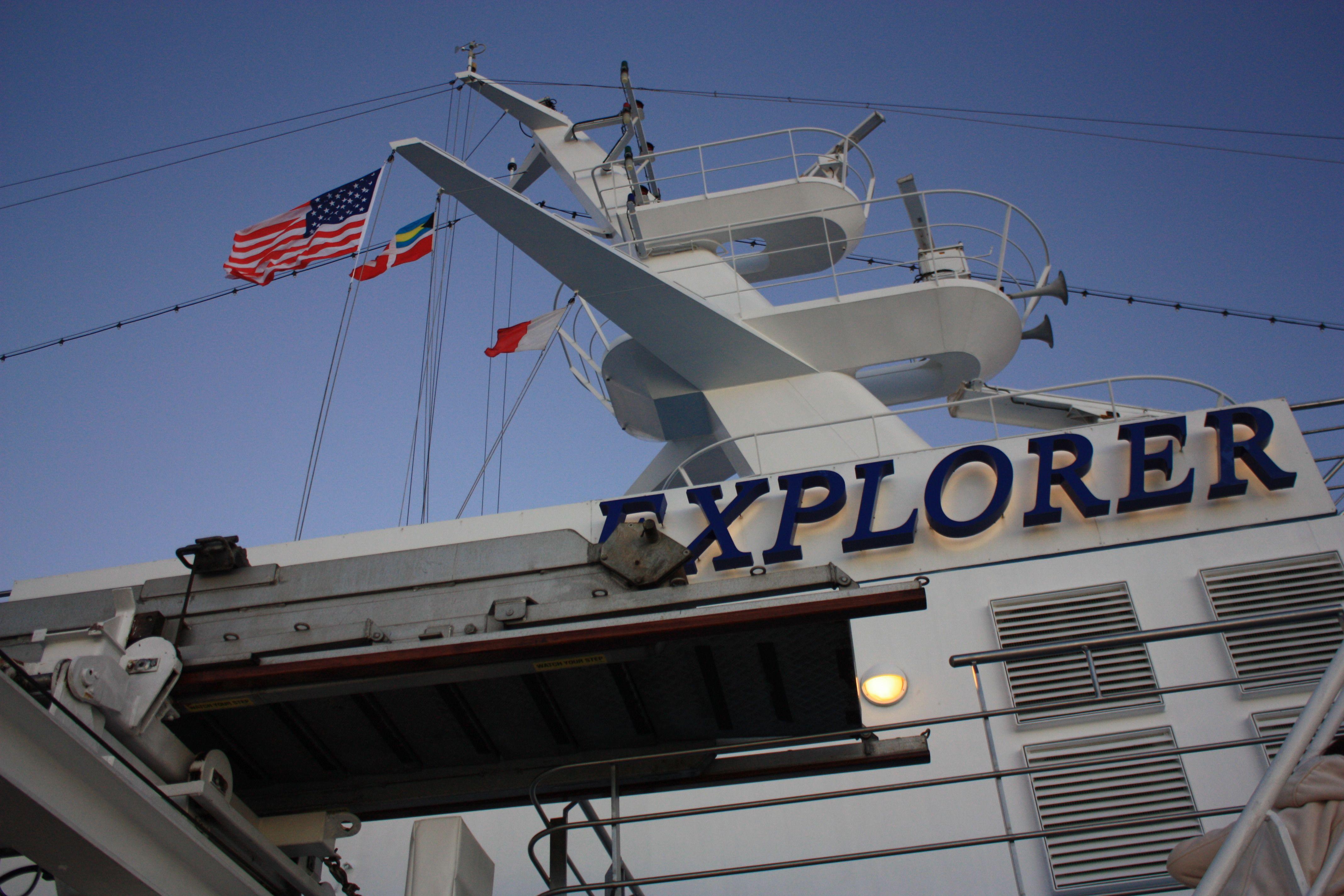 MV Explorer Fall 2010 Semester at Sea