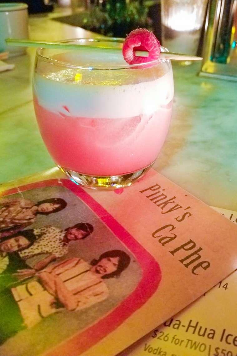 Pink Ca Phe Restaurant Toronto Ontario Canada