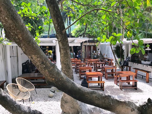 Hartwood Restaurant Tulum Mexico