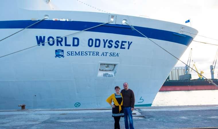 MV World Odyssey Ship Semester at Sea