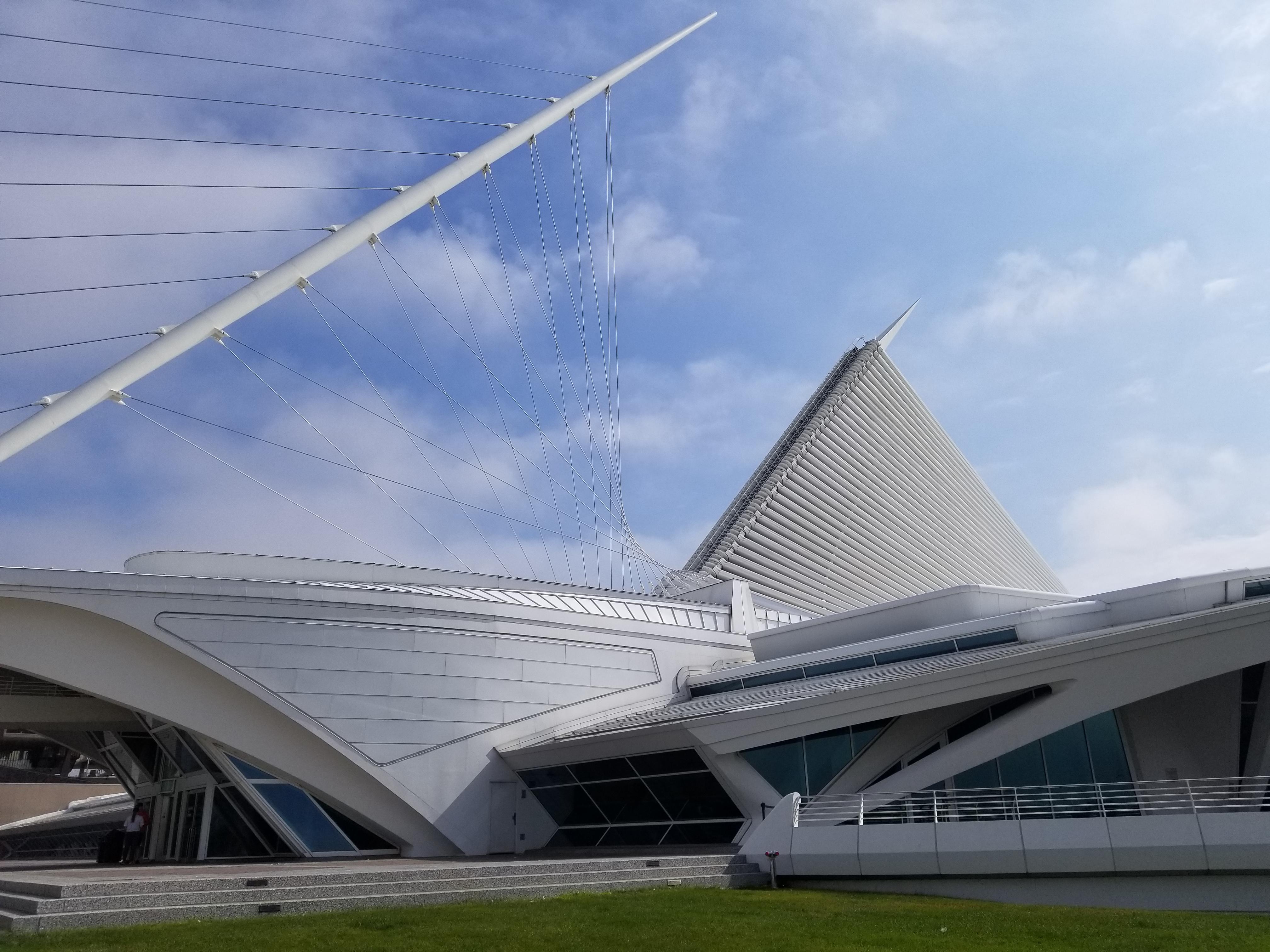 Milwaukee Art Museum Calatrava Wisconsin