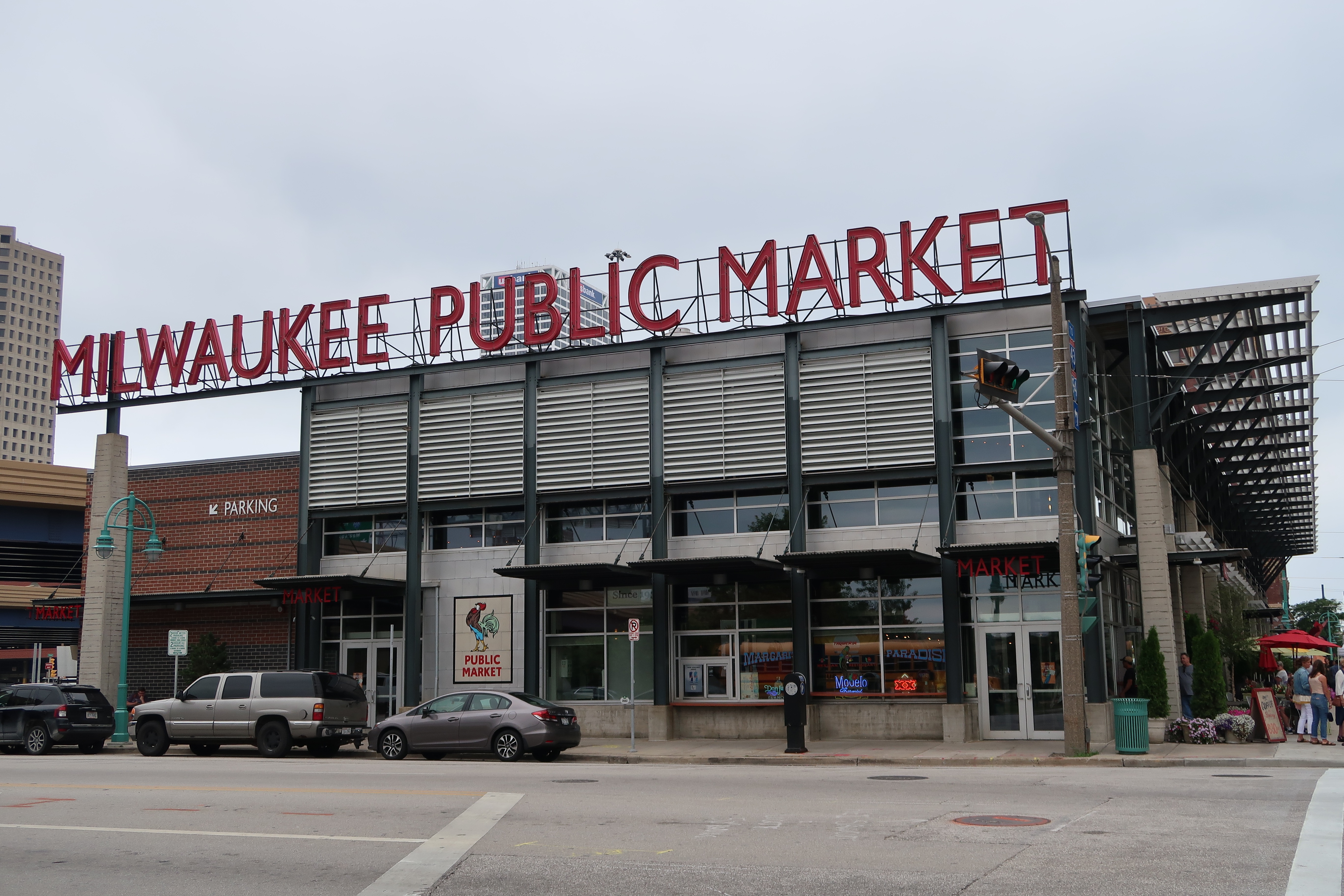Milwaukee Wisconsin City Architecture