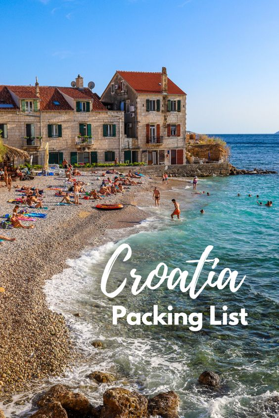 packing list for mediterranean summer pinterest image 2