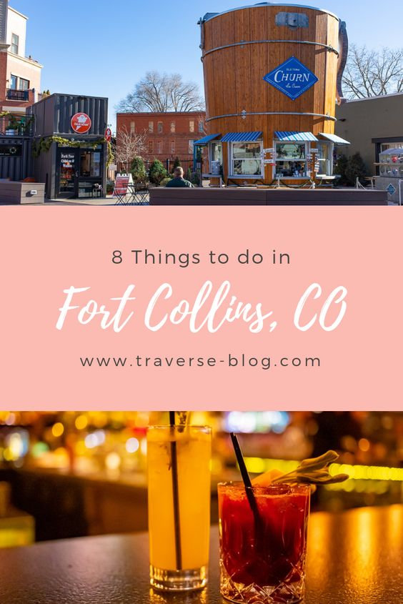fort collins besides breweries pinterest image