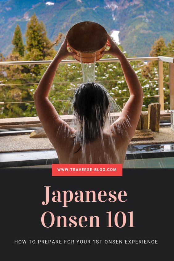 Japan Onsen Pinterest Image