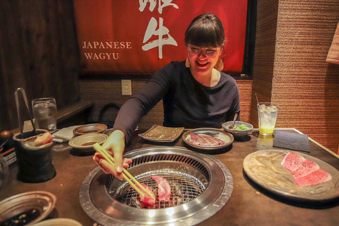 Kobe Beef Restaurant Japan