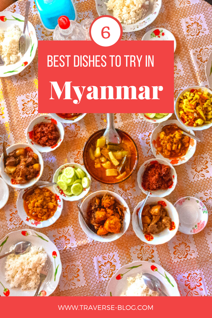 Myanmar Food Pinterest Image 3