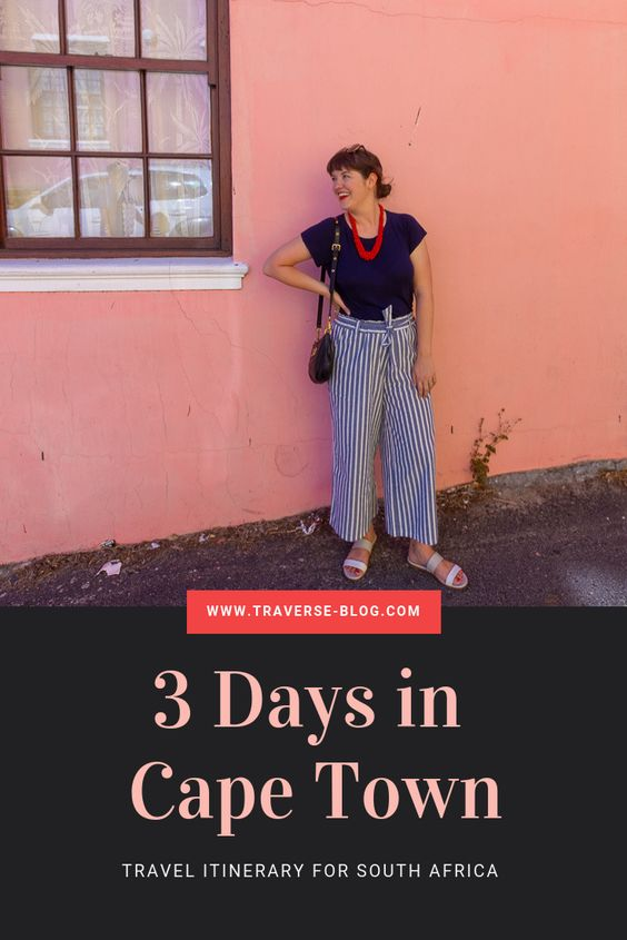 south africa 3 day itinerary pinterest image 2