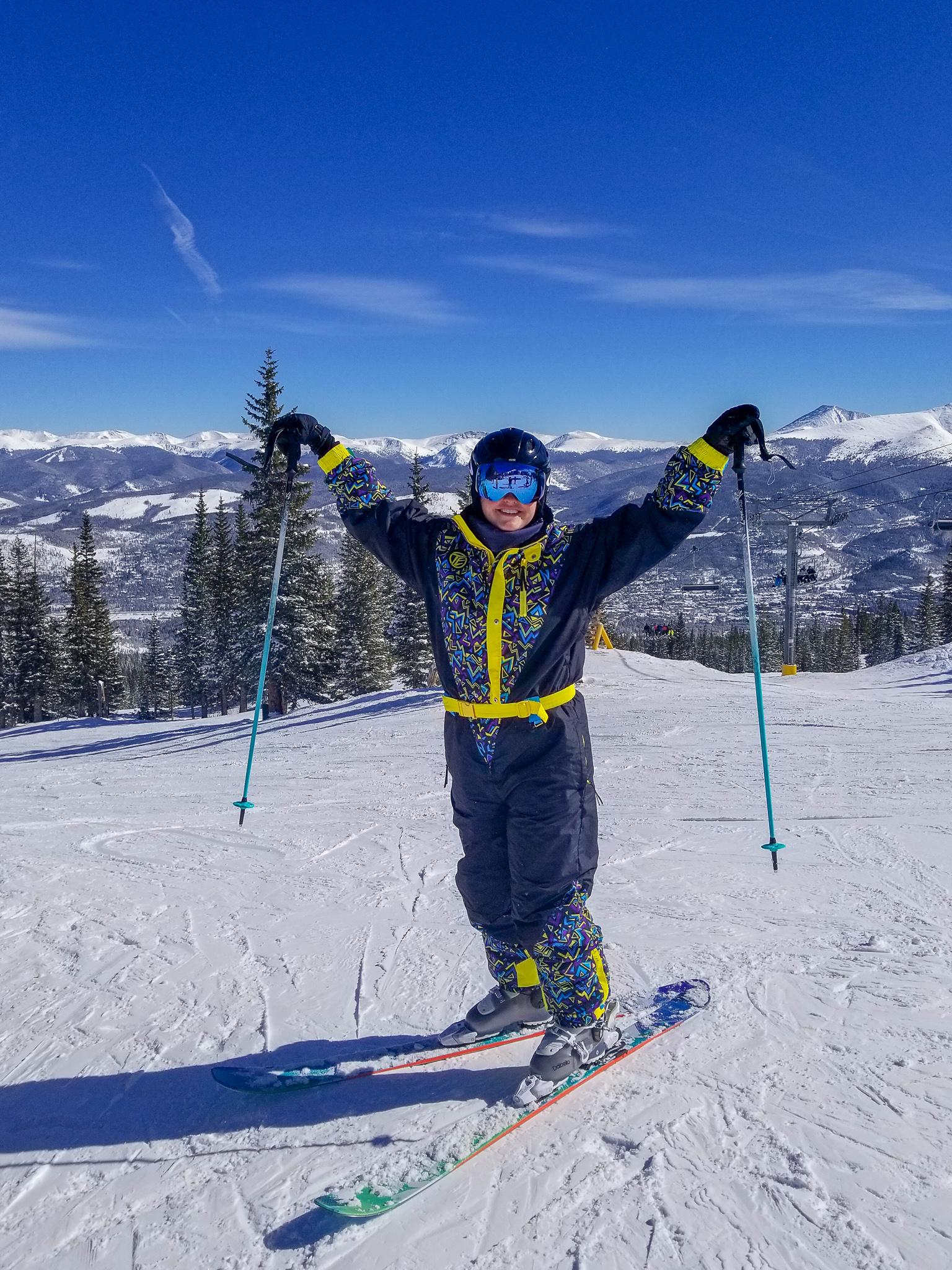 Winter Skiing in Breckenridge Colorado