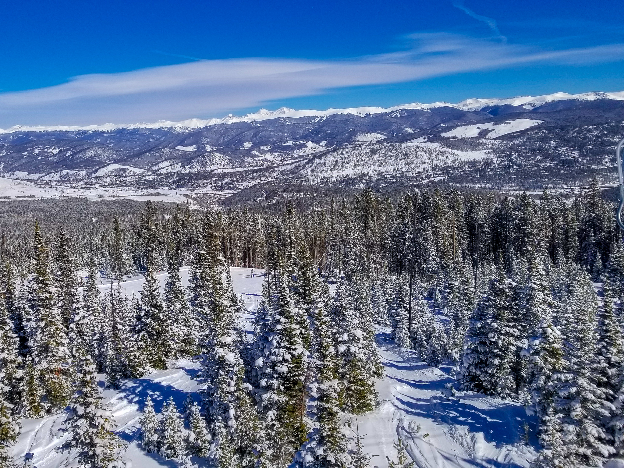 Winter Skiing in Breckenridge Colorado