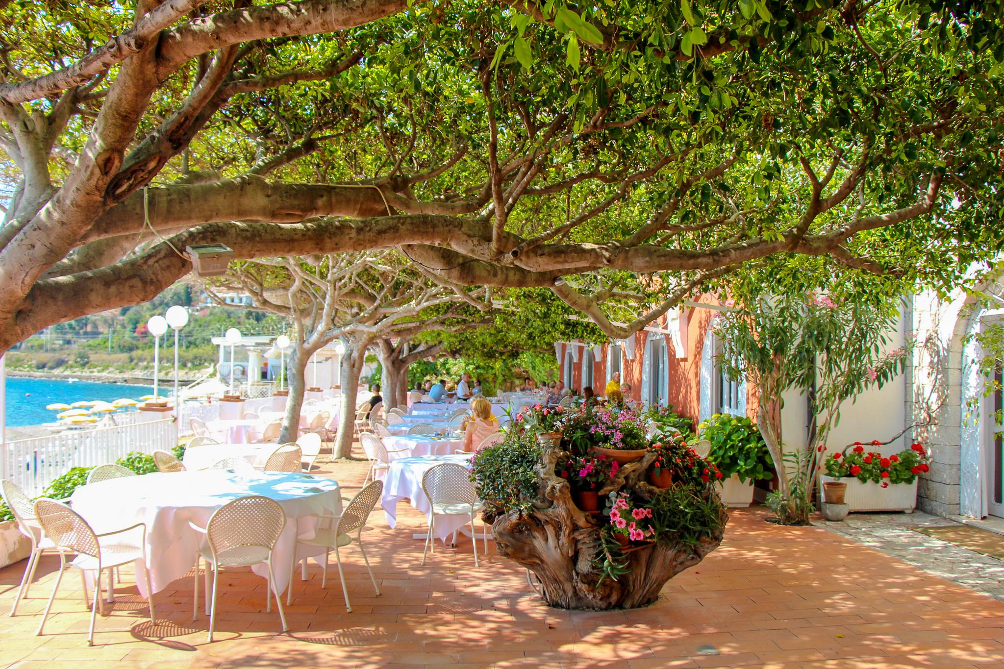Hotel Lido Mediterranee Taormina Sicily