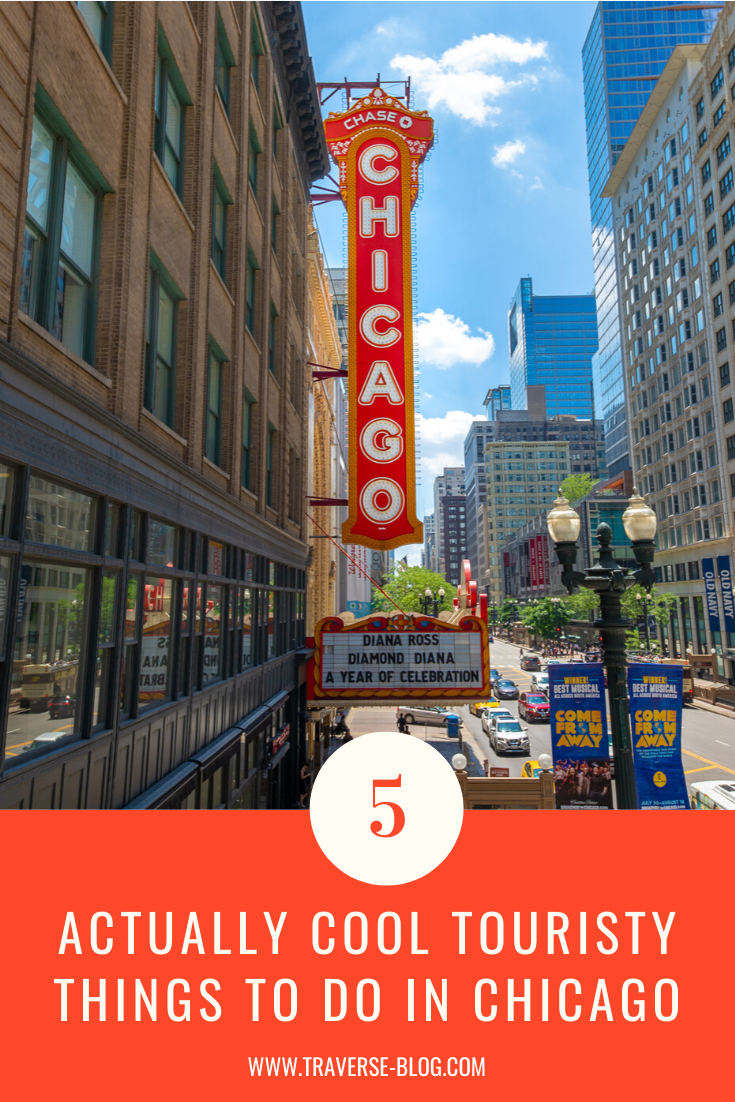 Actually Cool Chicago Touristy Activities Pinterest Image 1