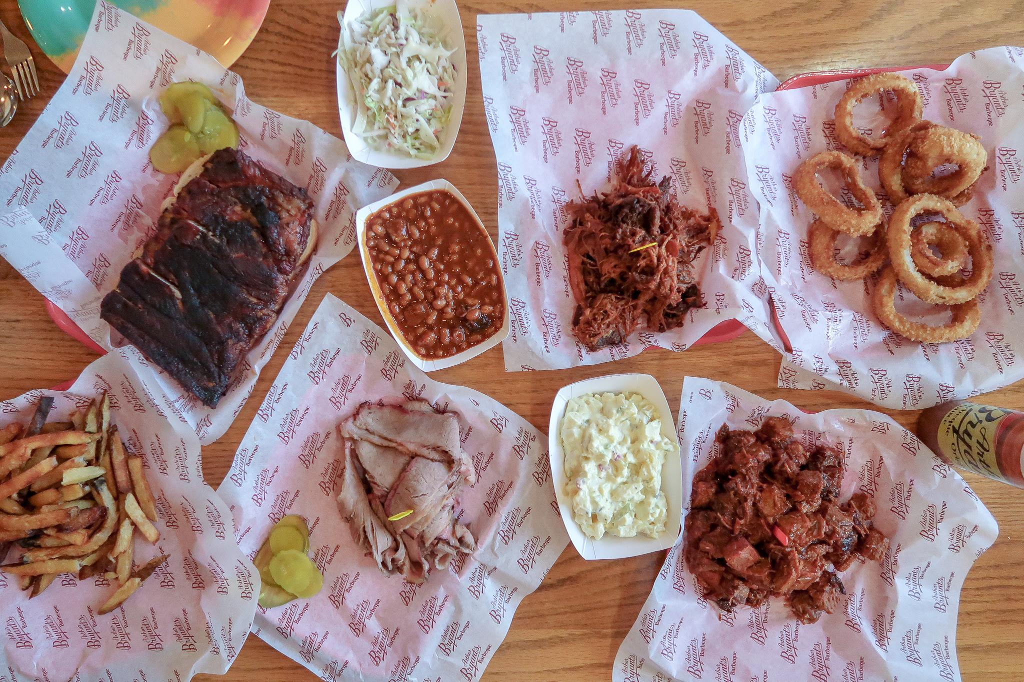 Arthur Bryants BBQ Kansas City