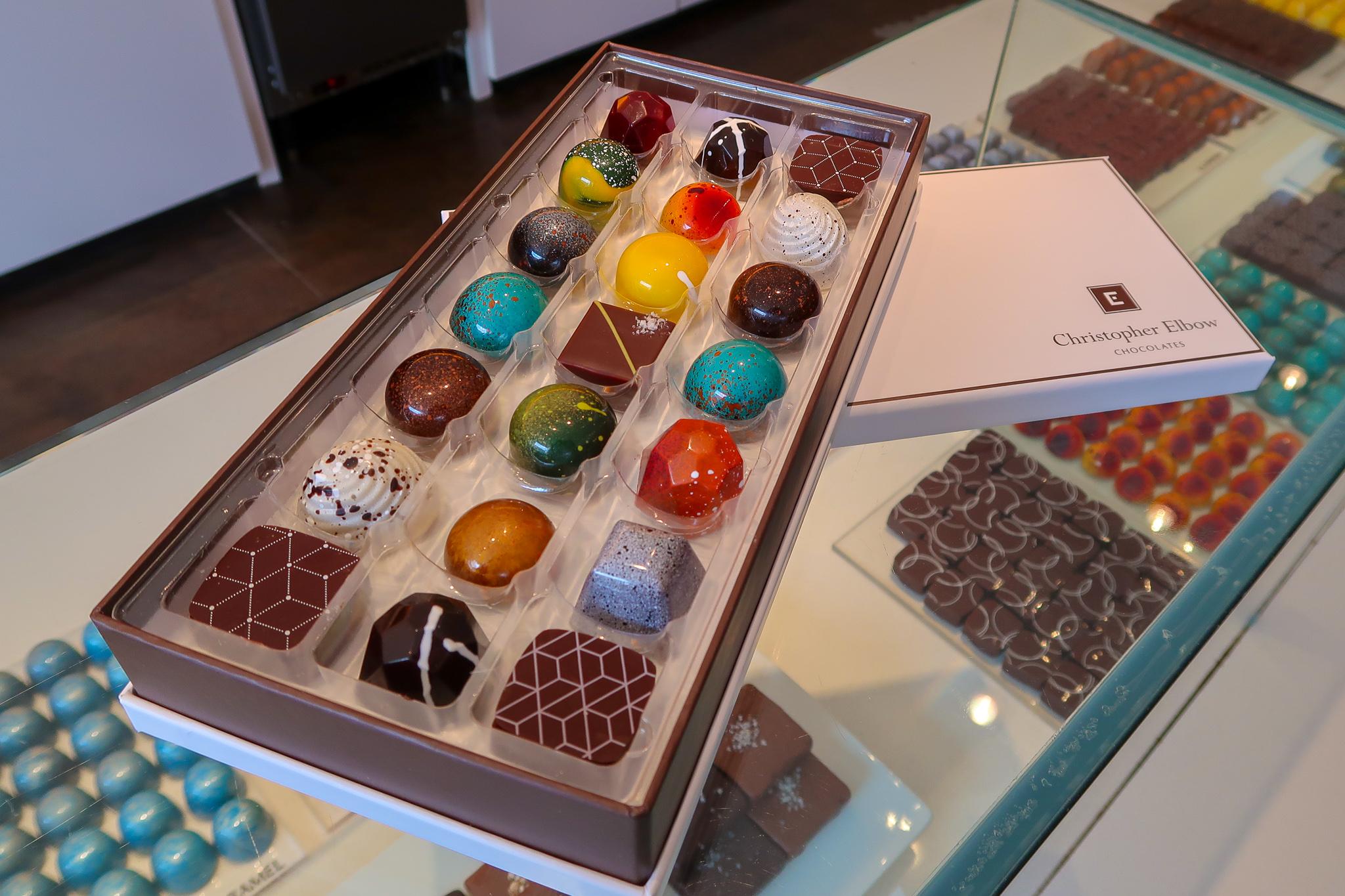 Christopher Elbow Chocolate Kansas City
