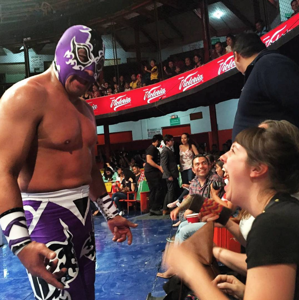 Lucha Libre Show CDMX Mexico City