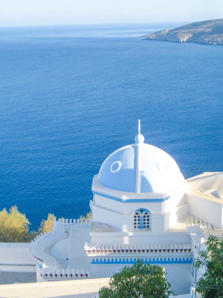Astypalea Greek Island Travel