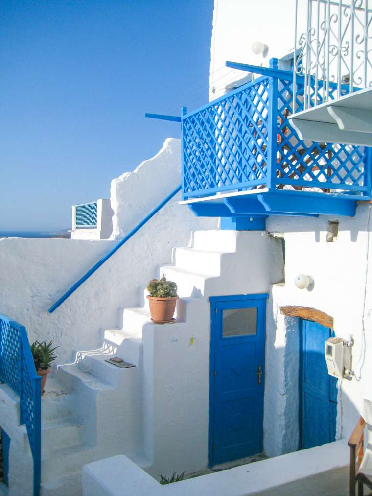 Astypalea Greek Island Travel
