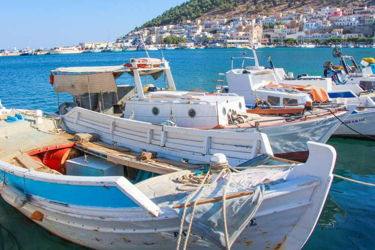 Kalymnos Greek Island Travel