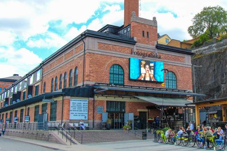 Museum Sightseeing Stockholm Sweden