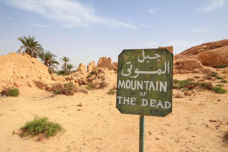 Siwa Oasis Western Egypt