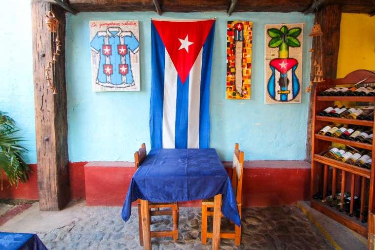 Cute Small Businesses Trinidad Cuba