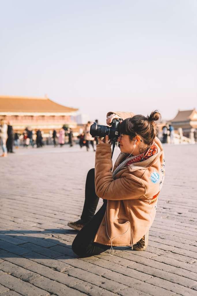Megan Photography in Beijing China
