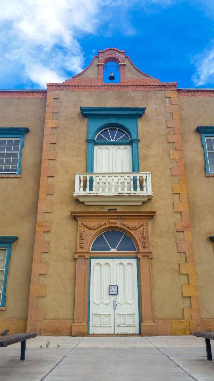 Santa Fe New Mexico Street Scenery