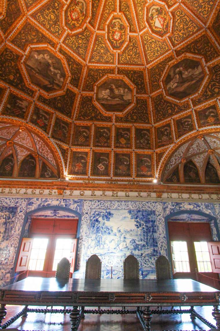 Royal Palace of Sintra Portugal