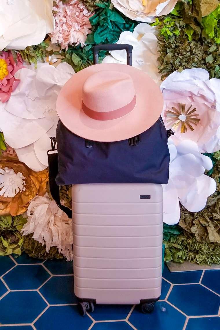 Slate Grey Away Suitcase