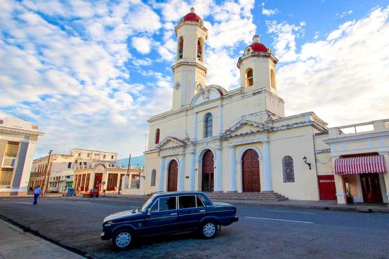 bell tower cienfuegos cuba