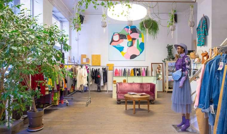 Retrock Shop Budapest Hungary