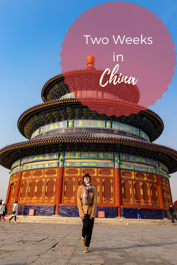 China Travel Pinterest Images