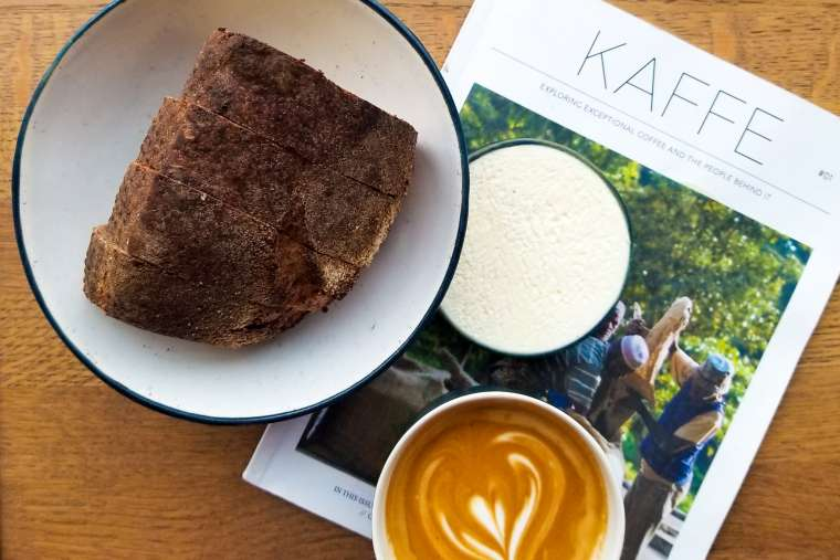 Coffee Culture Copenhagen Denmark