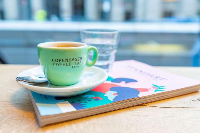 Copenhagen Coffee Lab in Dusseldorf Germany