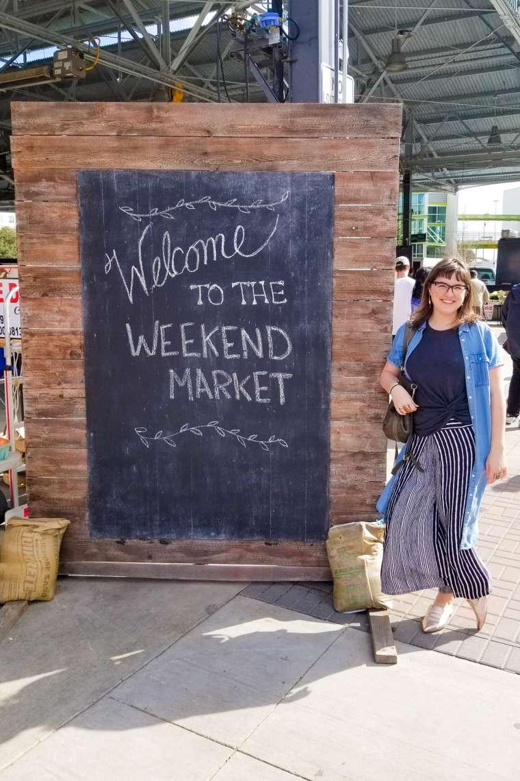 Dallas Texas Farmers Market