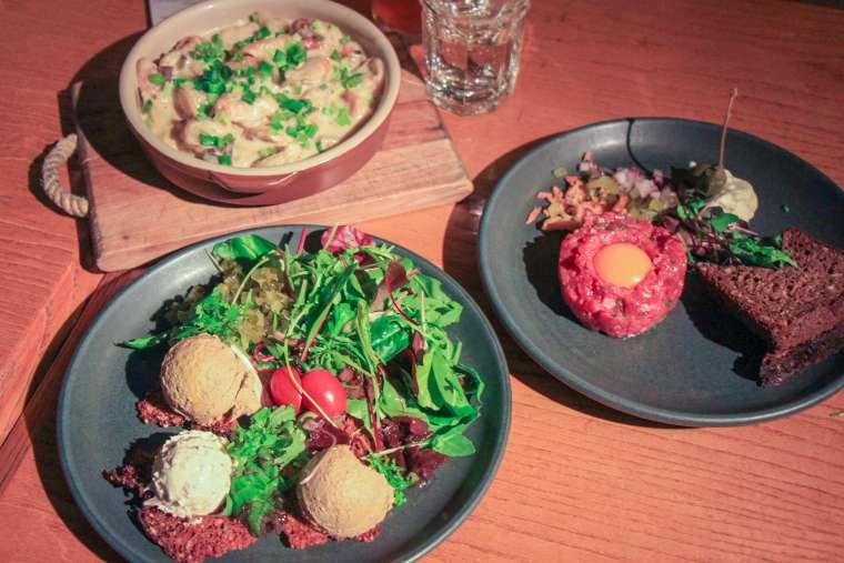 F-Hoone Restaurant Tallinn Estonia