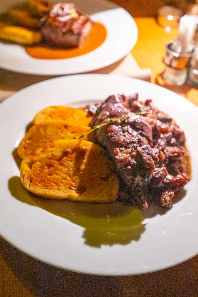 Modra Hviezda Restaurant Bratislava Slovakia