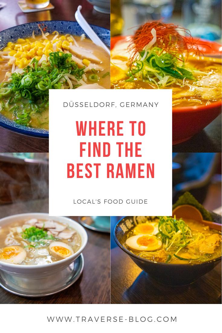 Dusseldorf Ramen Guide Pinterest Image