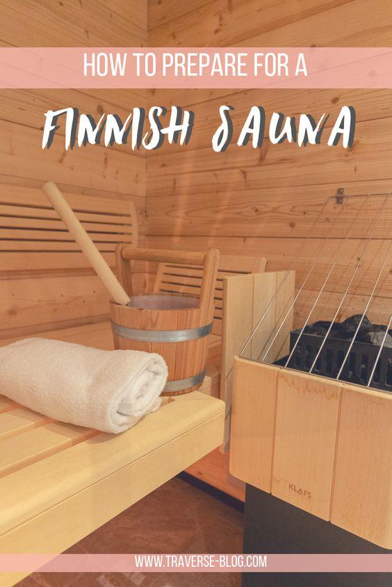 Finnish Sauna Pinterest Image 2