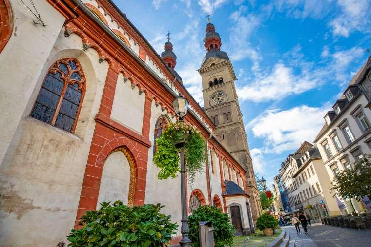 Koblenz Germany City Scenery